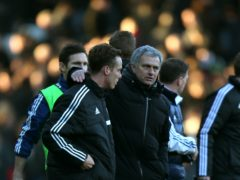 Jose Mourinho was Scott Parker's manager at Chelsea for the 2004-05 season (John Walton/PA)