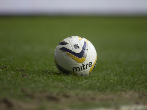 Ayr and Raith Rovers played out a goalless draw at Somerset Park (Jeff Holmes/PA)