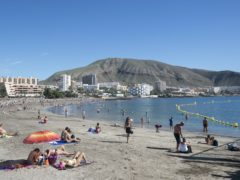 UK holidaymakers on the Canary Islands have hit out at new quarantine rules which have disrupted their Christmas plans (Lauren Hurley/PA)