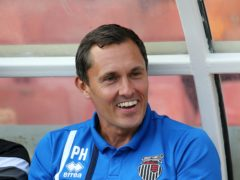 Paul Hurst is back at Grimsby (Richard Sellers/PA)