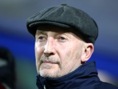 Ian Holloway wants his side to improve in front of goal (Tim Goode/PA)