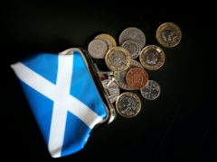 Responsibility for several benefits is being transferred to Scotland (Jane Barlow/PA)