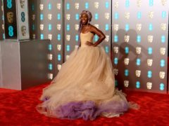 South London actress and singer Cynthia Erivo (Jonathan Brady/PA)