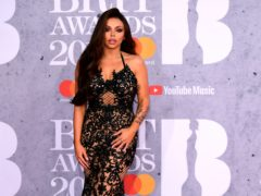 Celebrities have rallied around Jesy Nelson after she announced she had left Little Mix (Ian West/PA)