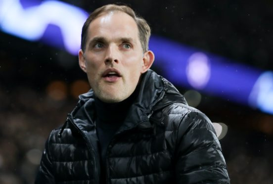 Thomas Tuchel is hoping for a better time against Manchester United (John Walton/PA)