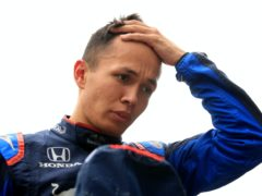 Alexander Albon will be replaced at Red Bull by Sergio Perez next season (Bradley Collyer/PA)
