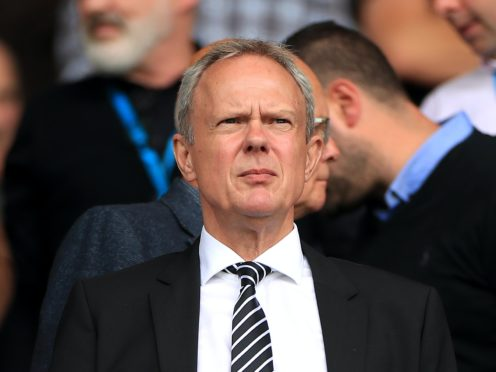 Trevor Birch is to become the new chief executive of the EFL (Mike Egerton/PA)