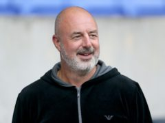 Keith Hill had a happy return to Bolton (Richard Sellers/PA)