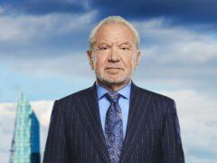 Lord Sugar on The Apprentice (BBC)