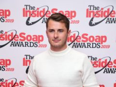 EastEnders actor Max Bowden (Ian West/PA)
