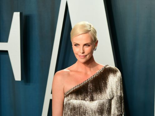 Charlize Theron has paid tribute to her Mad Max: Fury Road co-star Hugh Keays-Byrne (Ian West/PA)