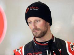 Romain Grosjean survived a high-speed crash at the Bahrain Grand Prix. (David Davies/PA)
