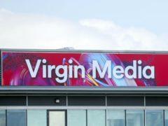 Virgin Media now has gigabit-capable speeds in all four UK capitals (Steve Parsons/PA)