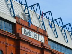 Rangers fan group Club 1872 have agreed a deal to buy Dave King's shareholding (Craig Foy/PA)