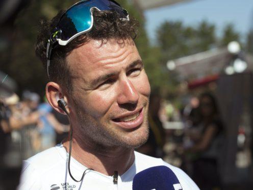 Mark Cavendish will rejoin Deceuninck-QuickStep in 2021 (Pete Goding/PA)