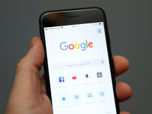 Some of Google's affected services are among the most widely used in the world (Andrew Matthews/PA)