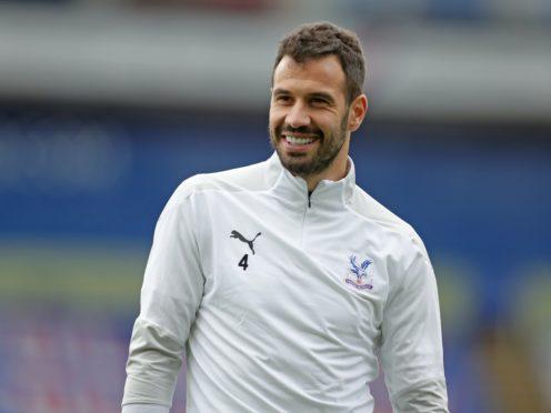 Luka Milivojevic has endured a stop-start season for Crystal Palace (Bradley Collyer/PA)
