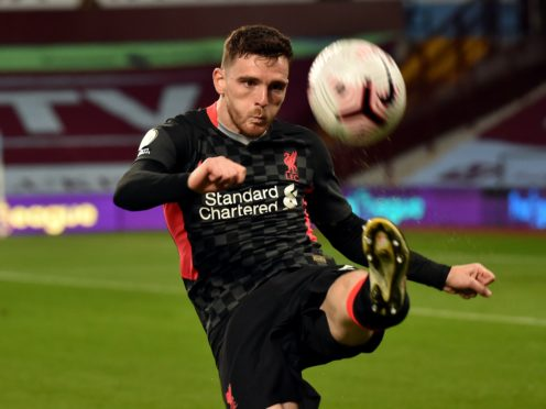 Liverpool defender Andy Robertson believes players need help to deal with the hectic schedule (Jon Super/PA)