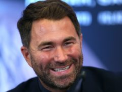 Eddie Hearn does not want Tyson Fury to have a warm-up fight ahead of a summer showdown with Anthony Joshua (Steven Paston/PA)