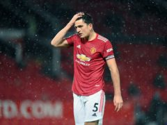 Manchester United failed to reach the Champions League knock-out stages after defeat to RB Leipzig (Michael Regan/PA))