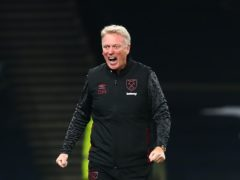 West Ham boss David Moyes has made his first signing of the January transfer window (Clive Rose/PA)