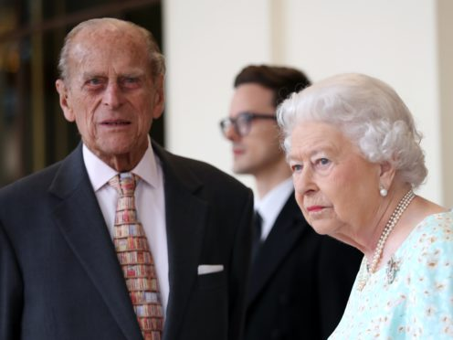 Queen and Duke of Edinburgh to spend Christmas at Windsor Castle (Chris Jackson/PA)