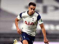 Sergio Reguilon was 11 when Tottenham last won a trophy (Nick Potts/PA)