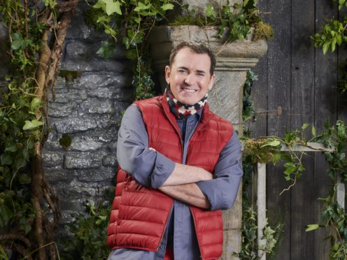 Shane Richie has dismissed rumours of his rift with AJ Pritchard (ITV)