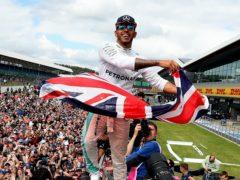 Lewis Hamilton has won the British Grand Prix on seven occasions (David Davies/PA)