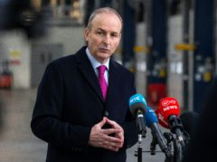 Irish Taoiseach Micheal Martin said it would be a 'significant failure' if no Brexit deal was agreed (Julien Behal/PA)