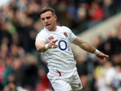 George Ford believes winning rather than entertaining is the best way to attract new fans (David Davies/PA)