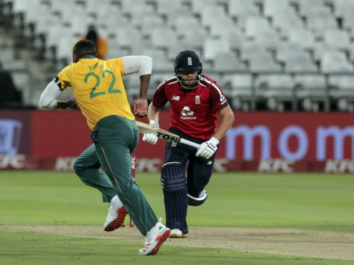England and South Africa will go head to head again (AP)