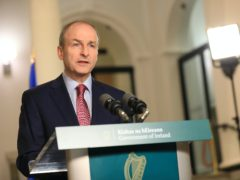Taoiseach Micheal Martin said the Government was acting 'quickly and aggressively' (Julien Behal Photography/PA)