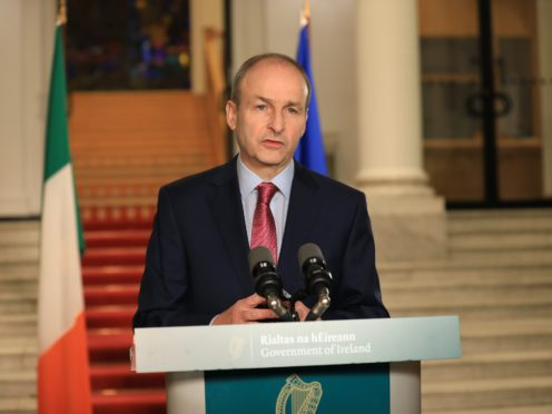 Micheal Martin said he 'fervently' hopes a deal will be struck (Julien Behal Photography)