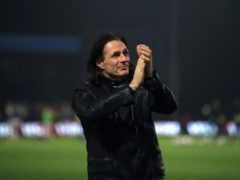 Wycombe manager Gareth Ainsworth could mix up his team in the search for a rare win. (Adam Davy/PA)