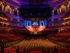 The Royal Albert Hall is among the recipients (Matt Crossick/PA)