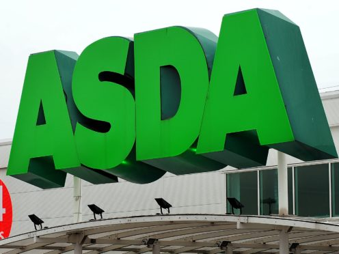 Asda said it had 'sought to do the right thing' throughout the pandemic (Rui Vieira/PA)