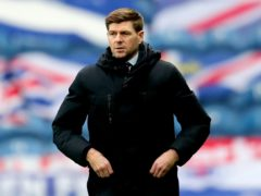 Steven Gerrard will balance league and European requirements (Jane Barlow/PA)