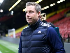 Neil Harris believes his side's win over Birmingham can help to banish their derby defeat (Steven Paston/PA)