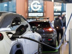 The UK's first forecourt just for charging electric cars opens on Monday (Jeff Spicer/PA)