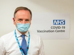 NHS England chief executive Sir Simon Stevens (Dominic Lipinski/PA)