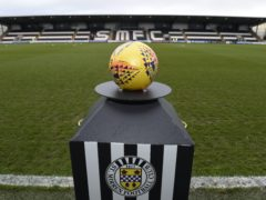 St Mirren host St Johnstone on Saturday (PA)