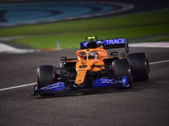 Lando Norris helped McLaren finish third in the F1 constructors' championship (Giuseppe Cacace/AP