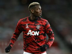 Paul Pogba maintains he has no immediate plans on leaving Old Trafford (Phil Noble/PA)