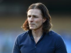 Gareth Ainsworth believes his team will stay up despite slipping to the foot of the Championship (Simon Galloway/PA)