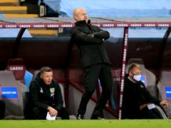Sean Dyche has been Burnley manager since October 2012 (Lindsey Parnaby/PA)