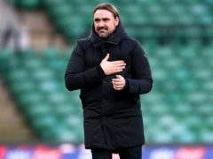 Daniel Farke insists Norwich will not sell their star players (Nigel French/PA)