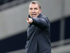 Leicester manager Brendan Rodgers is excited to move to a new training ground. (Frank Augstein/PA)
