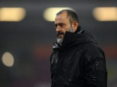 Nuno Espirito Santo could face an FA charge after his comments about referee Lee Mason (Gareth Copley/PA)