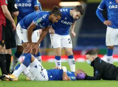 Richarlison is set to miss the Boxing Day trip to Sheffield United after sustaining a head injury against Manchester United (Nick Potts/PA)